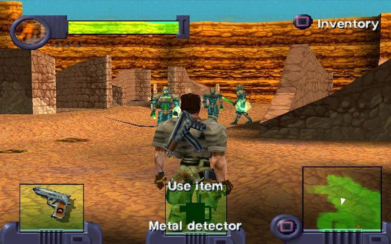 videogioco su licenza di action man