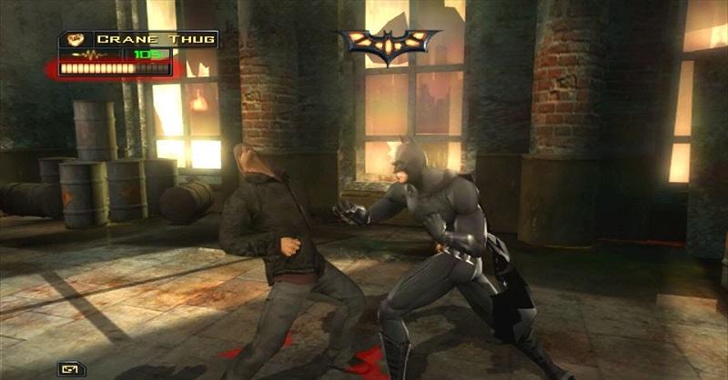 batman begins, tie-in dell'omonimo film