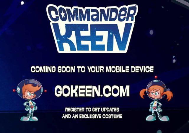 commander keen e3 mobile game