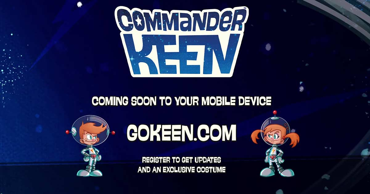 commander keen e3 mobile game