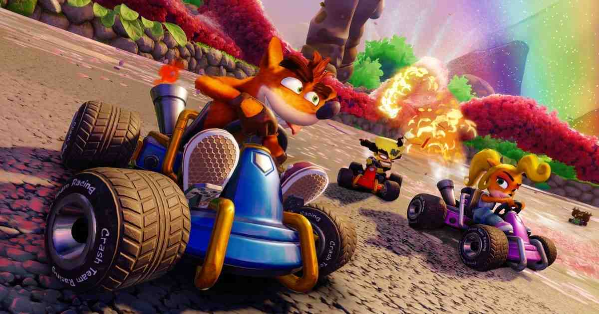 come sconfiggere Oxide in Crash Team Racing Nitro-Fueled