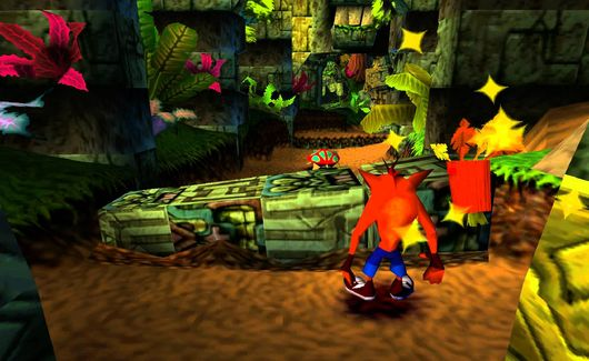 crash bandicoot playstation 1