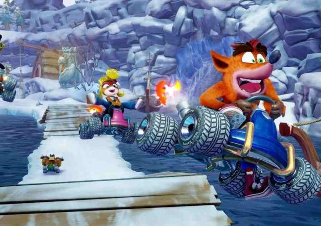 come ottenere il trofeo di platino di crash team racing nitro fueled