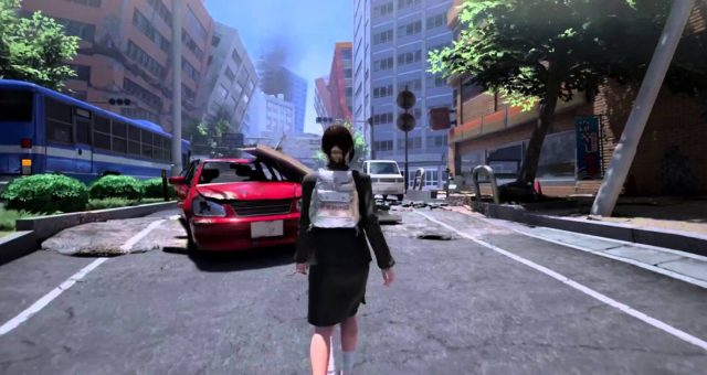 trailer di disaster report 4