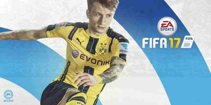 Fifa 17 Early access