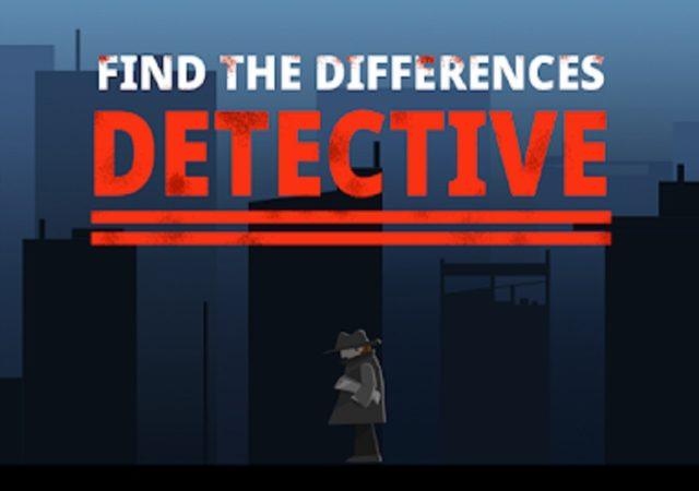 tutti i casi e i livelli risolti di find the differences: the detective