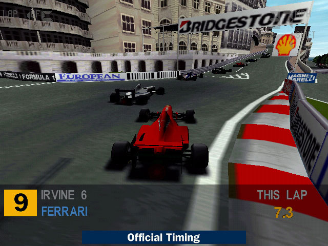 formula one 97 playstation