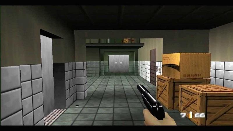 uno die migliori giochi su licenza, goldeneye 007
