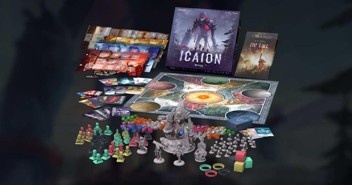 tutte le miniature di Icaion