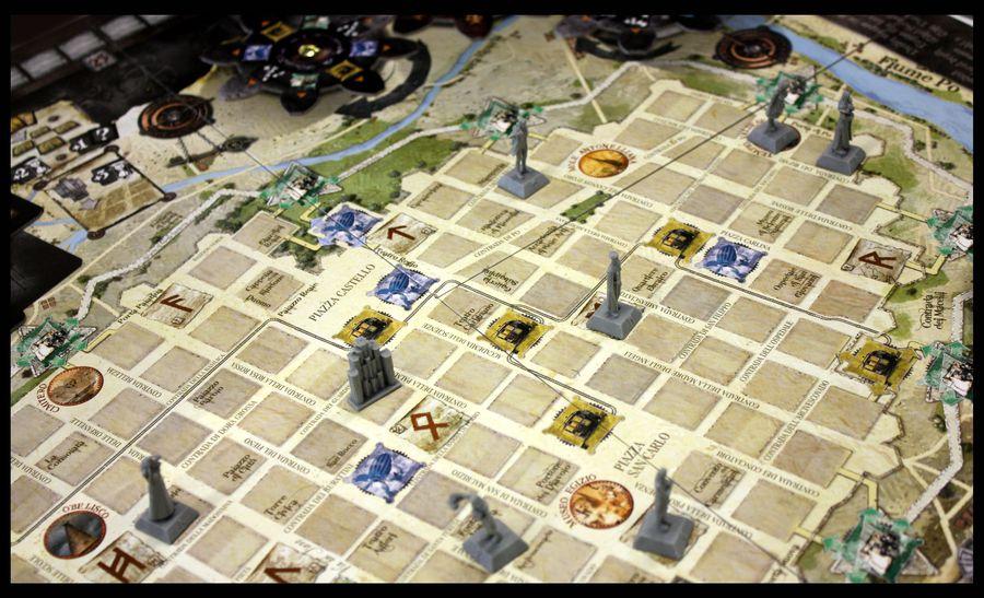 011 il gioco di Marco Valtriani ambientato a Torino