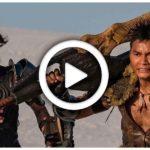 Trapelato il trailer del film di Monster Hunter
