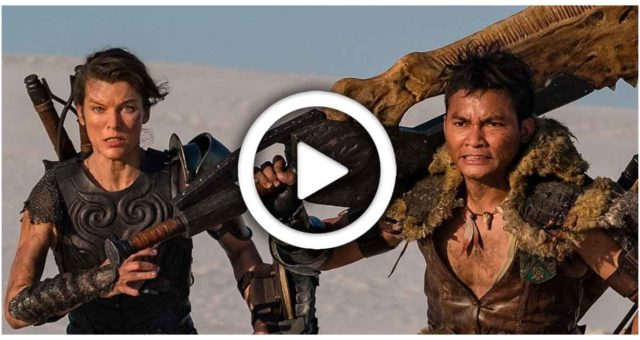 Trapelato il trailer del film di Monster Hunter