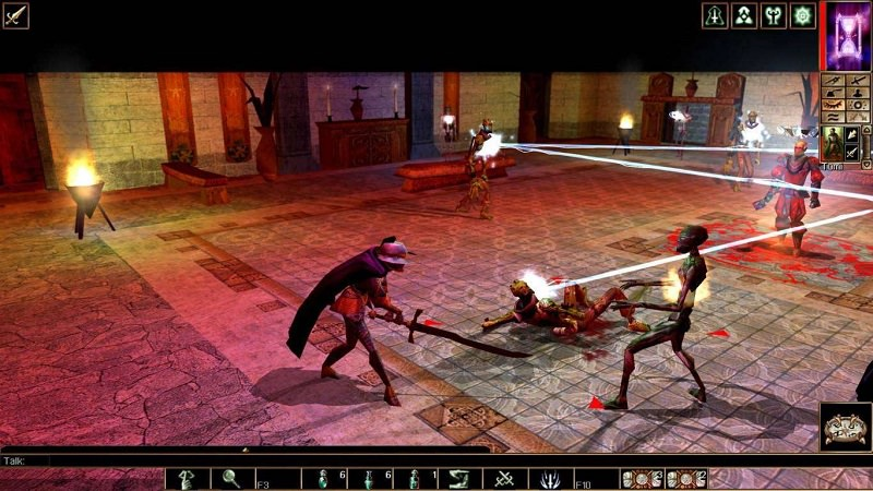 neverwinter nights, gioco basato su dungeons & dragons