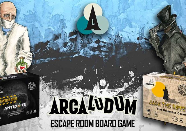 Escape Room Board Game Cover