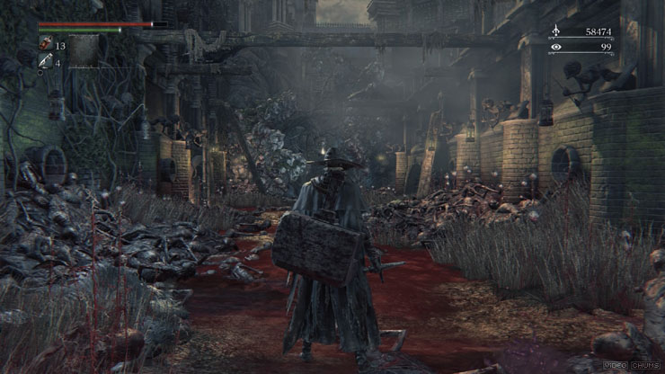 bloodborne old hunters dlc