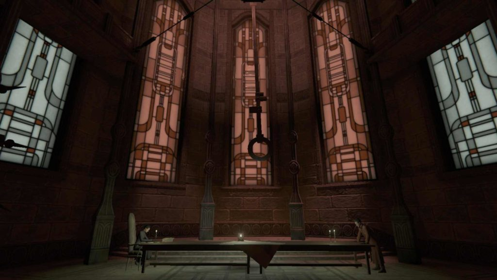 pathologic 2 screenshot church