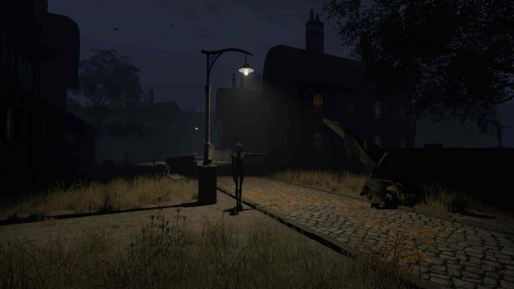 Pathologic 2 screenshot of a city