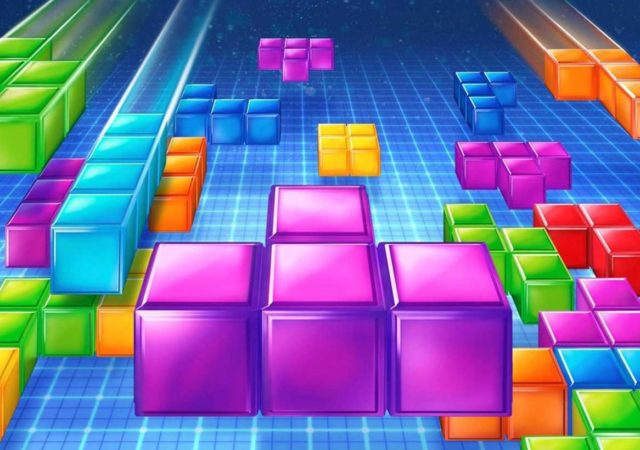 artwork di tetris