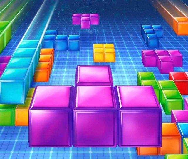 artwork di tetris