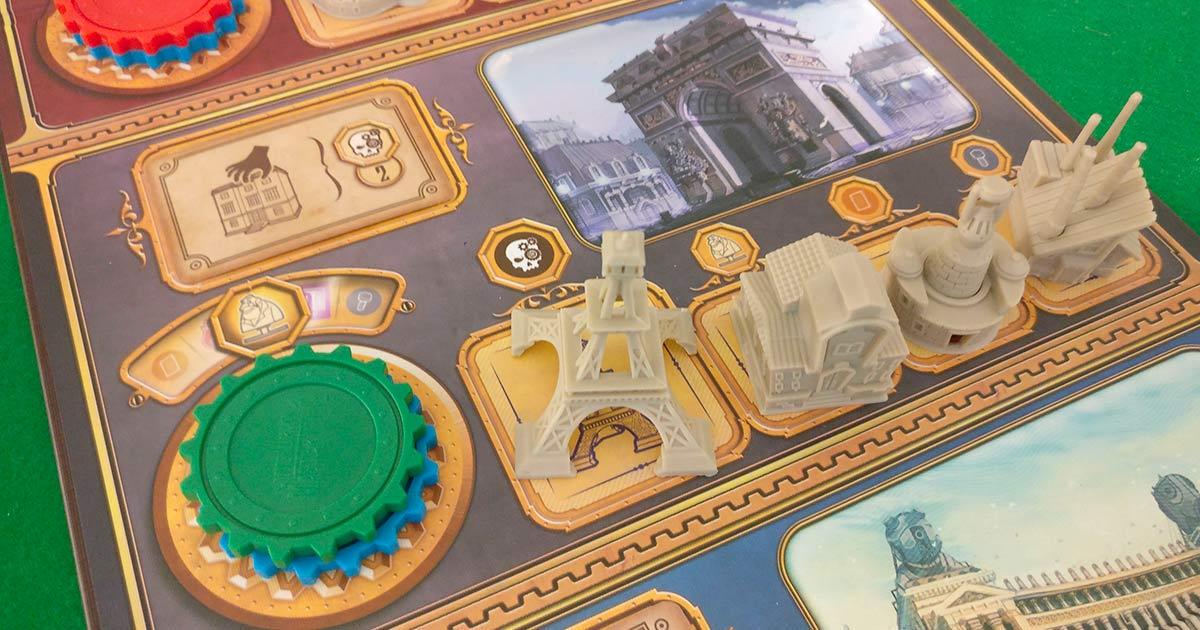 Victorian Masterminds Parigi