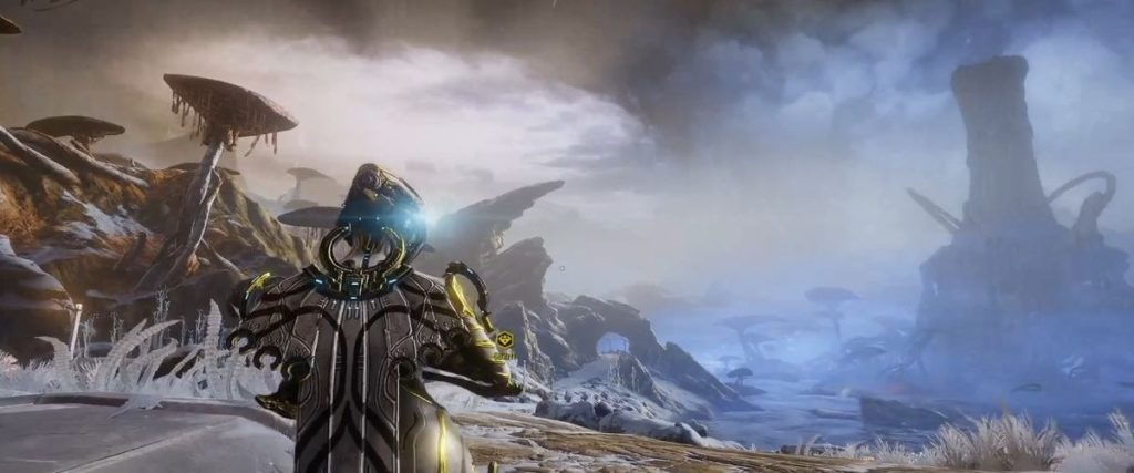 warframe fortuna screenshot