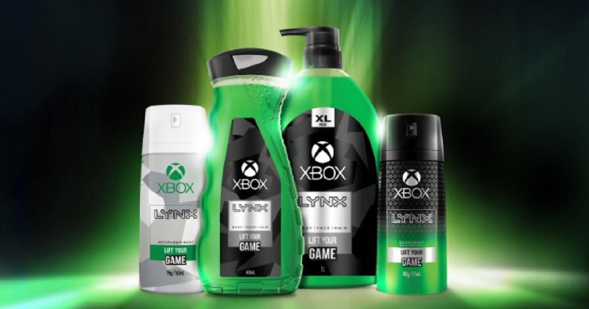 i prodotti per il corpo firmati Xbox