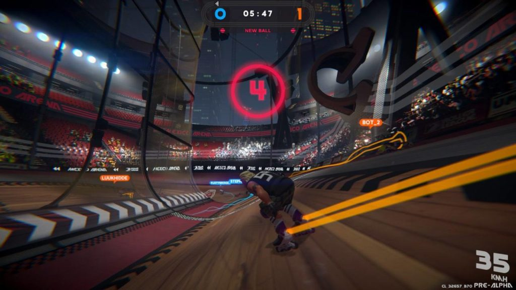 roller champions gameplay