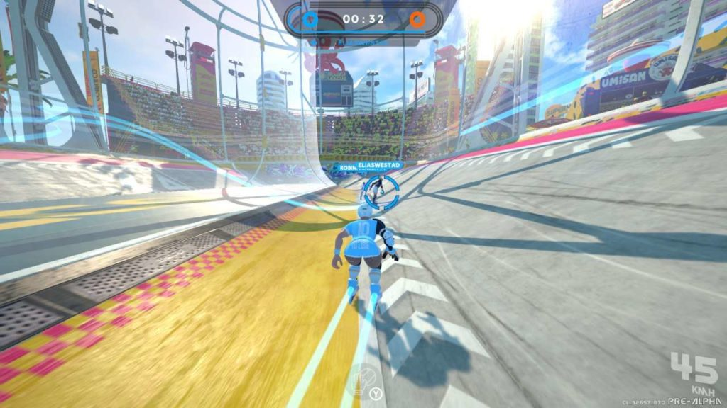 roller champions speed gameplay