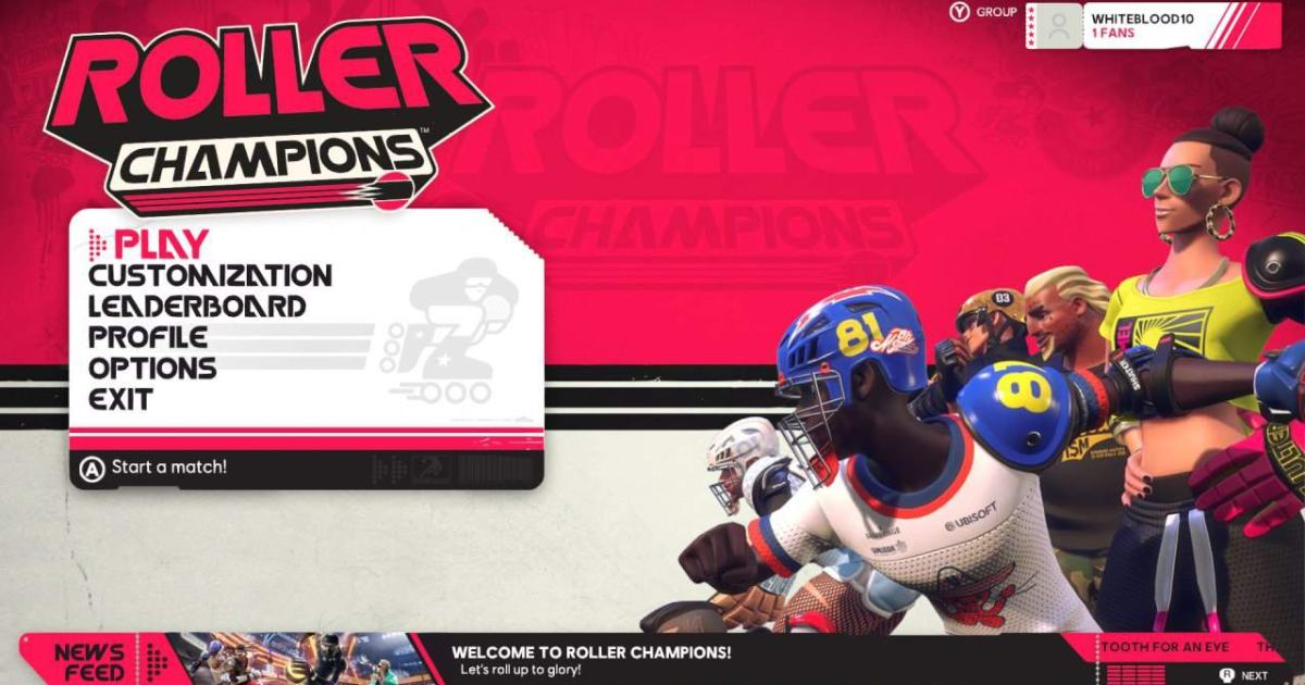 roller champions cover image menu