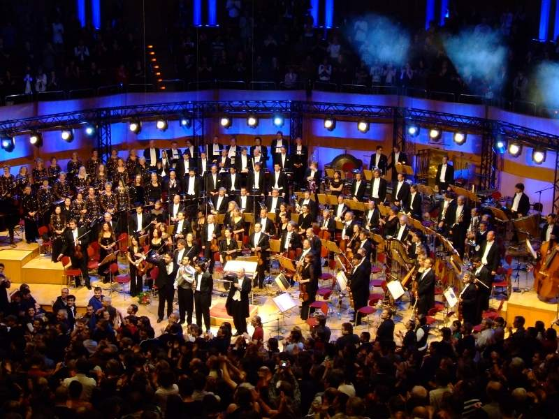 orchestra videogiochi musica