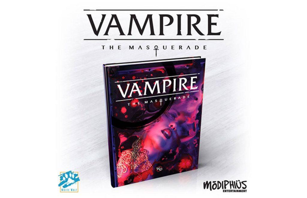 Manuale vampiri 5° edizione