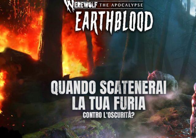 warewolf the apocalypse EarthBlood