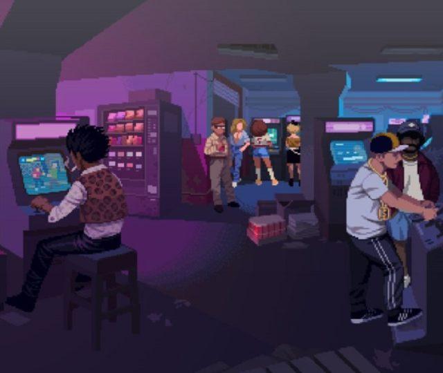 videogame attuali simili ai giochi arcade