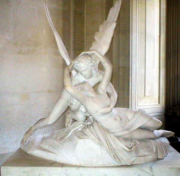Amore e Psiche - Canova, 1793
