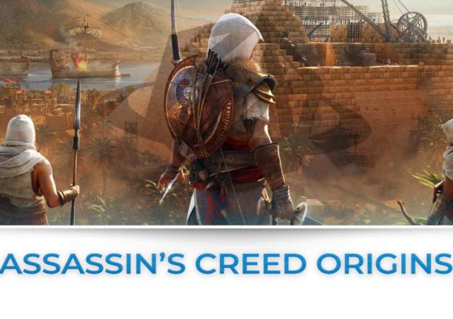 Assassin s Creed Origins tutte le news
