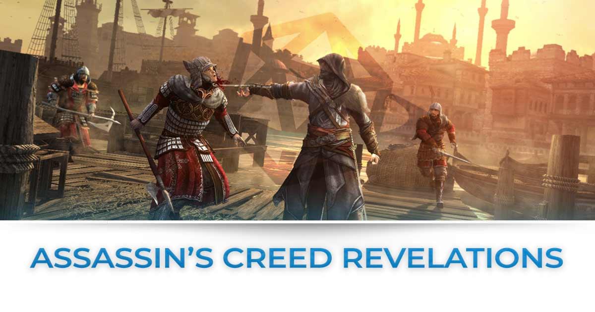 Assassin's Creed Revelations tutte le news