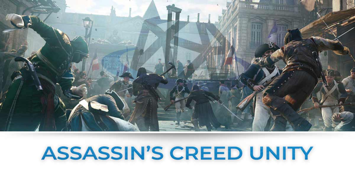 Assassin's Creed Unity tutte le news