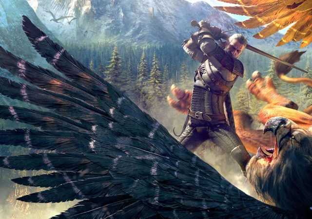 Una build per giocare Geralt di Rivia, della saga di The Witcher, in D&D 5E