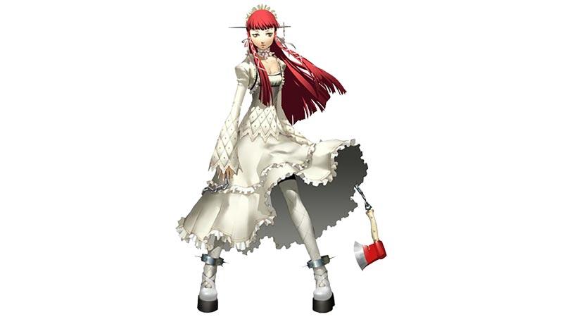 Chidori Yoshino, una dei personaggi di Persona 3
