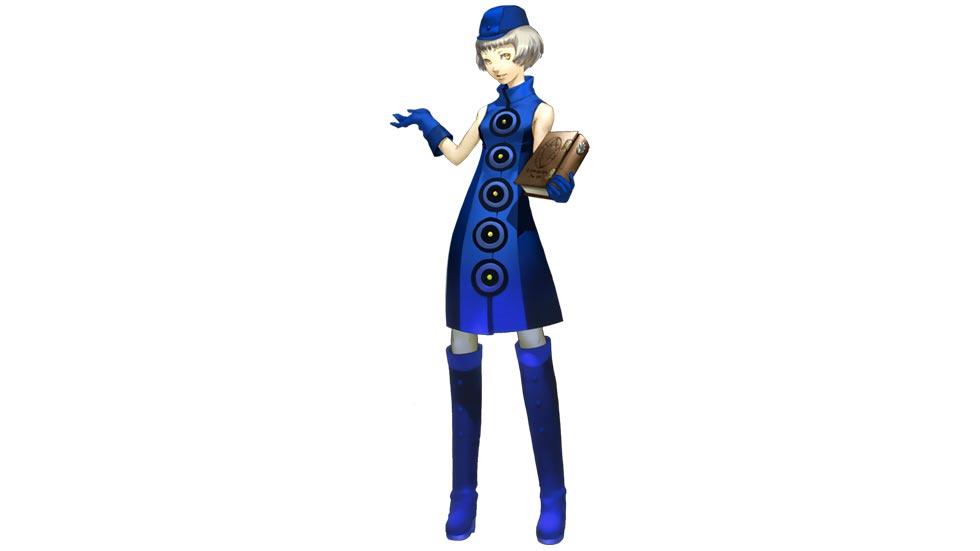 Elizabeth, boss opzionale di Persona 3
