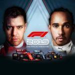 F1 2019 Copertina