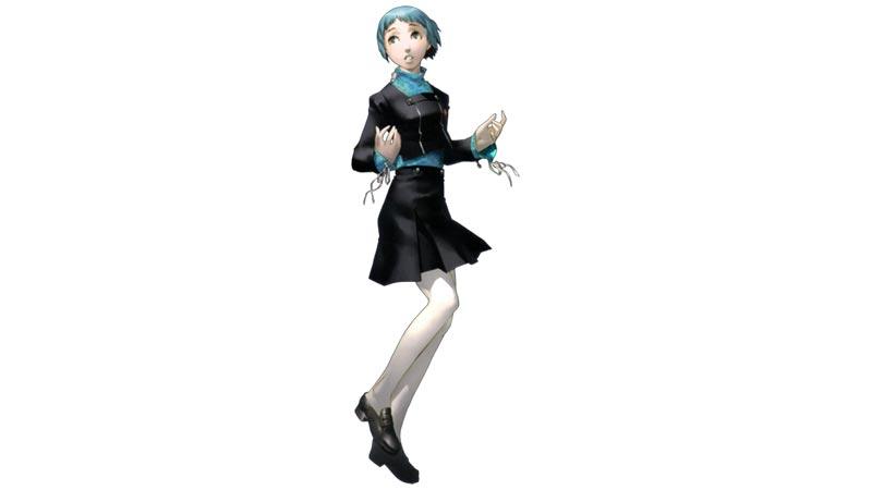 Fuuka Yamagishi, una dei personaggi di Persona 3