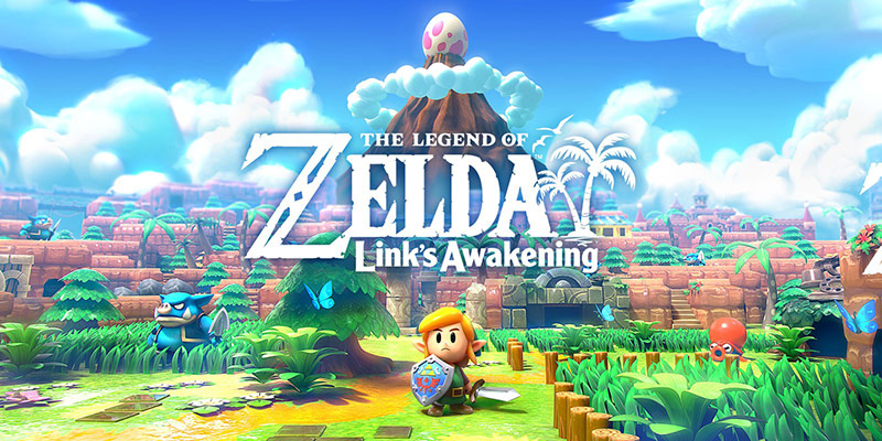 The Legend Of Zelda Links Awakening, e3, post, open day, nintendo, switch, giochi in uscita su switch