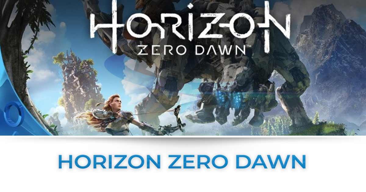 HORIZON ZERO DAWN TUTTE LE NEWS