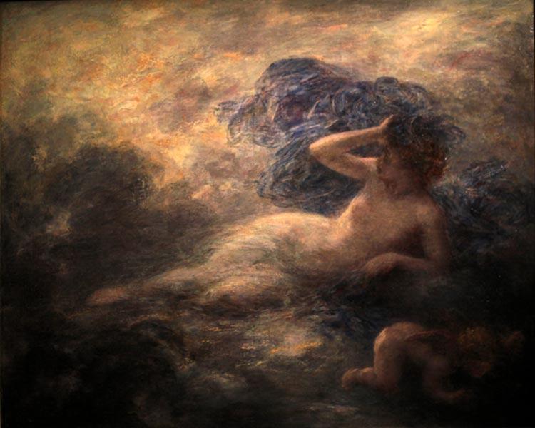 I figli della Notte - Henri Fantin-Latour, 1897