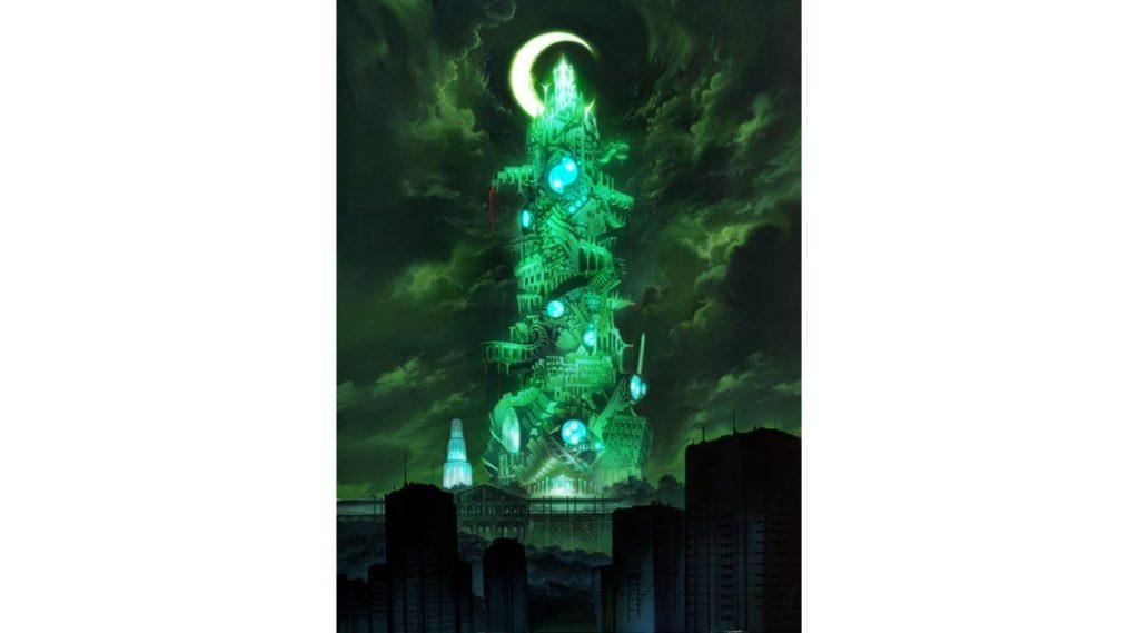 La torre Tartarus di Persona 3