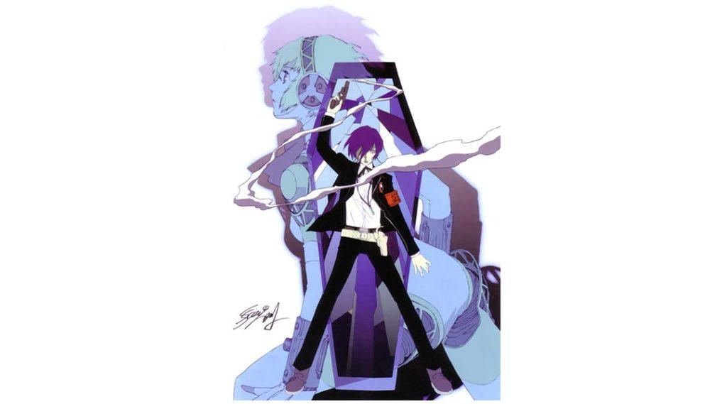 Il protagonista di Persona 3