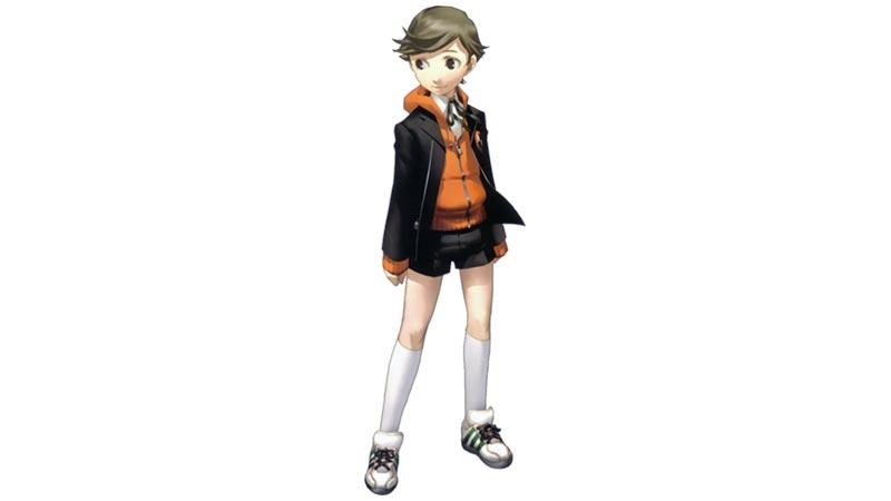 Ken Amada, uno dei personaggi di Persona 3