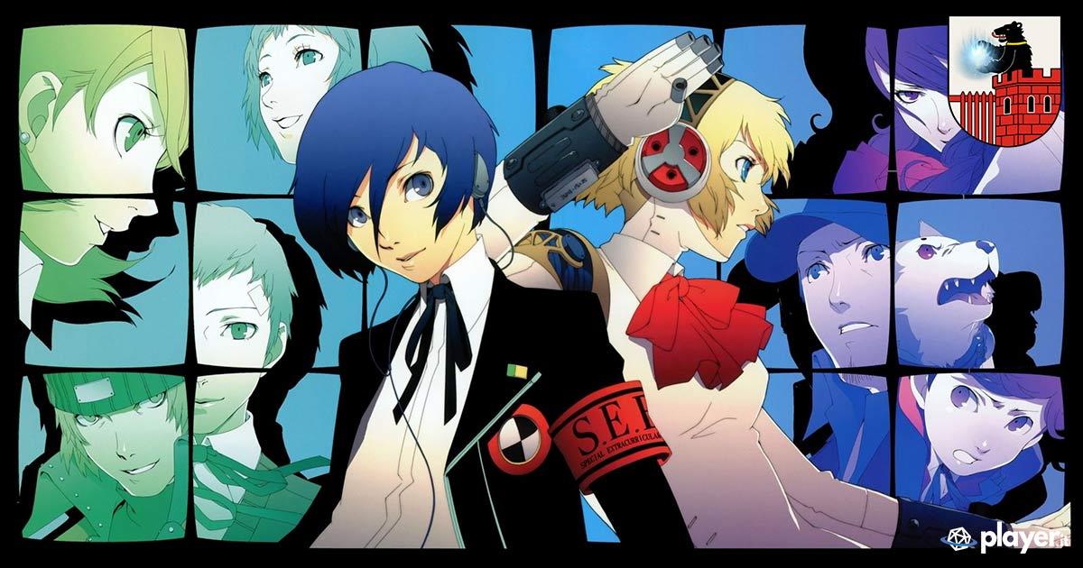 Un'analisi degli elementi di religione e mitologia in Shin Megami Tensei - Persona 3, un J-RPG firmato Atlus