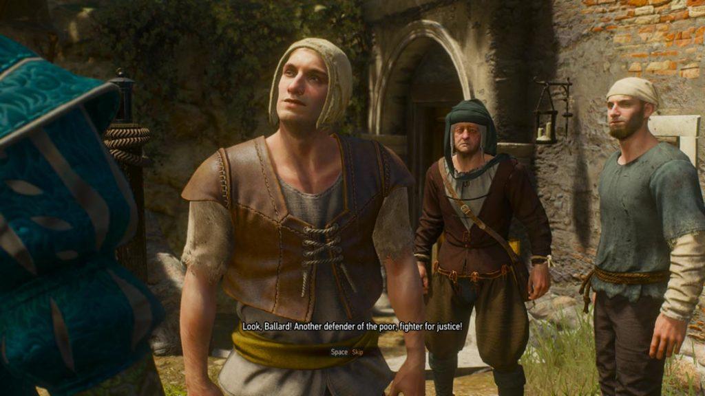 Geralt proprio non riesce a stare lontano dai guai